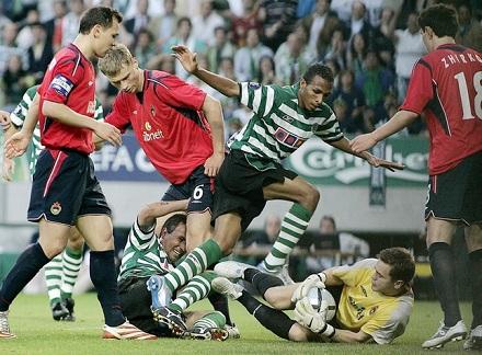 Футбольные клубы Португалии в еврокубках