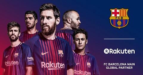 Доходы футбольного клуба Барселона