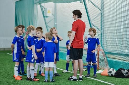 Как стать хорошим детским тренером по футболу