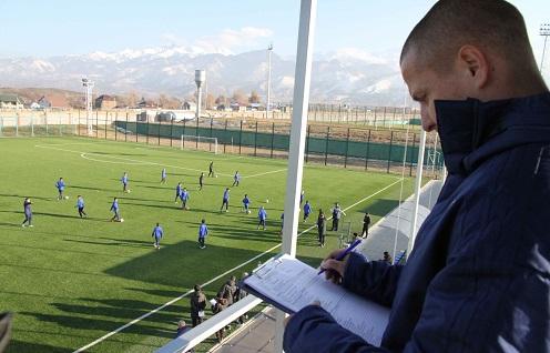 Стать профессиональным футбольным тренером