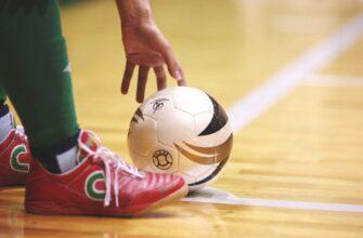 Как играть столба в мини-футболе