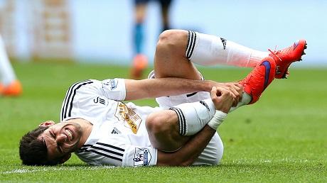 Распространенные травмы в футболе