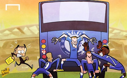 Автобус Моуриньо