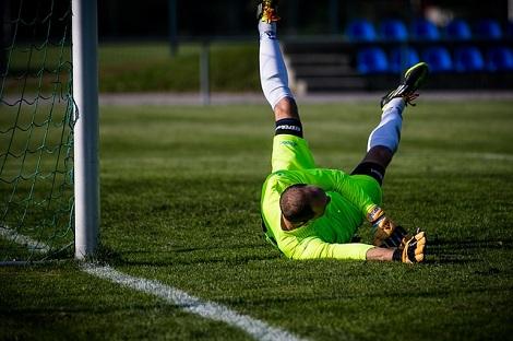 Роль вратаря в футболе