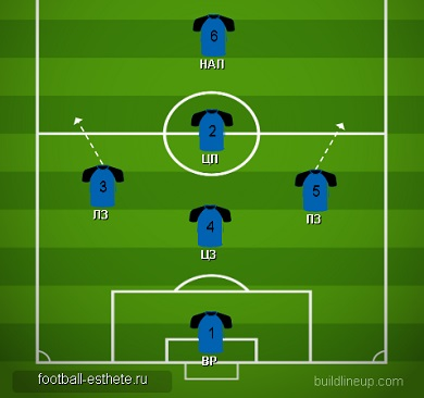 Схема 1-3-1