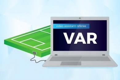 Система VAR в футболе