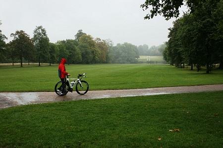 Восстановление в футболе: прогулка на велосипеде