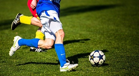 Позиции футболистов на поле