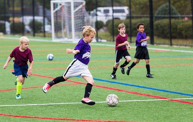 Питание юного футболиста