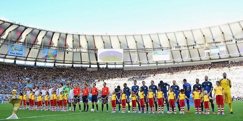 Сборные чемпионы мира по футболу: таблица победителей по годам