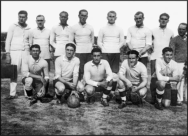 Уругвай - победитель чемпионата мира