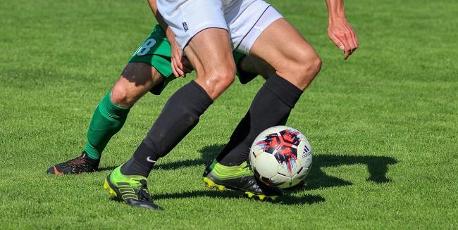 Фазы приема мяча в футболе