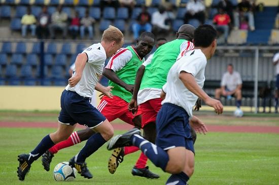 Скоростная выносливость в футболе
