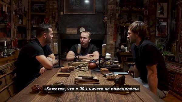 Канал на YouTube Дмитрия Сычева