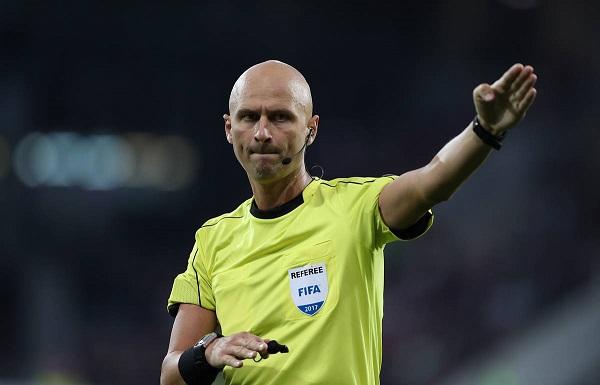 Зарплата футбольного судьи