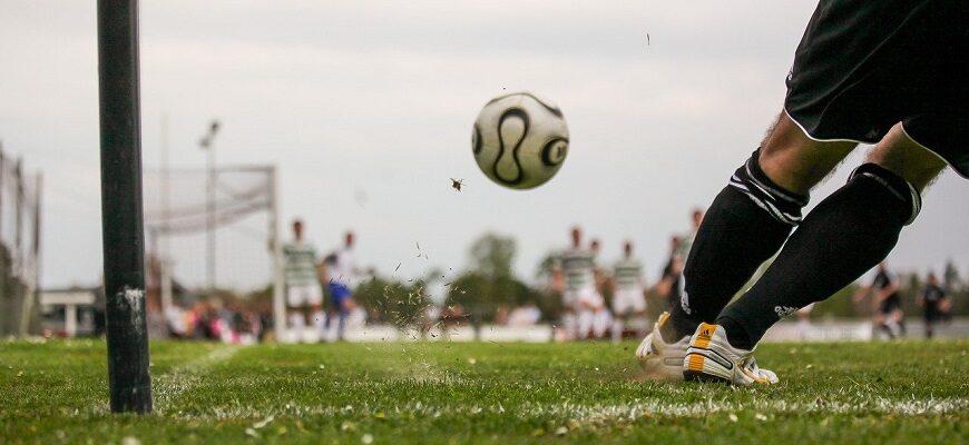 Ставки на угловые в футболе: виды и рабочие стратегии