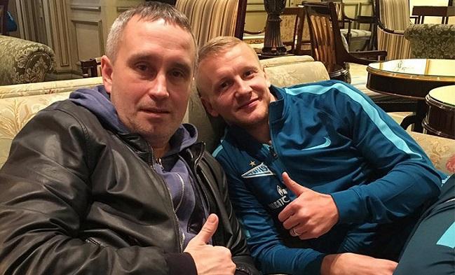 Агент Александр Маньяков