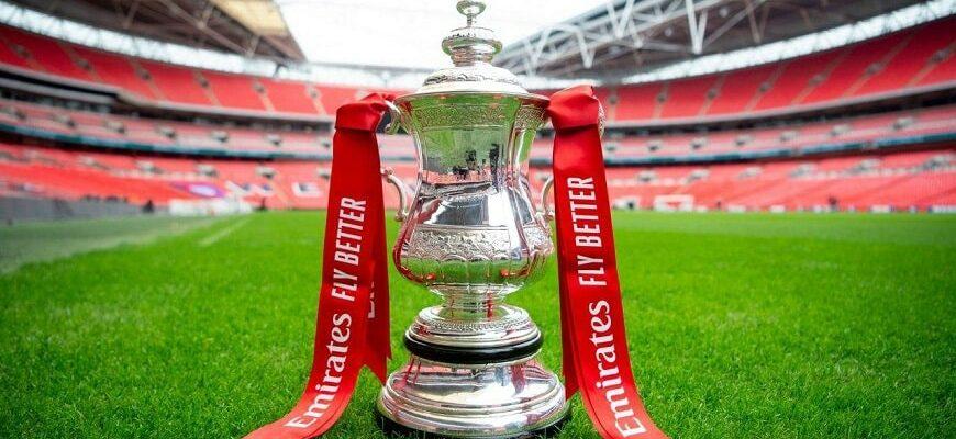 Кубок Англии 2020/21: тройка победителей по версии букмекеров