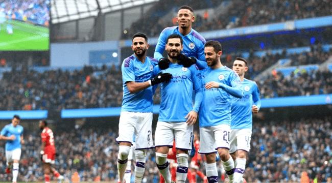 Шансы Манчестер Сити на победу в Кубке Англии