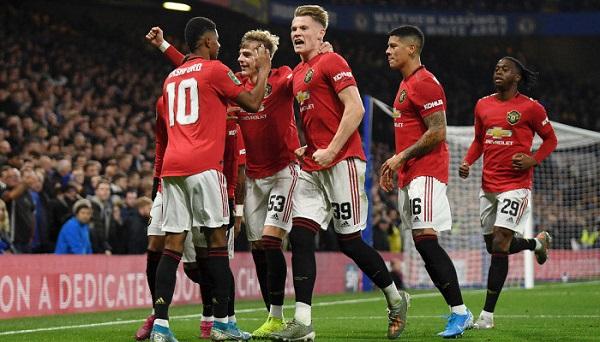 Шансы Манчестер Юнайтед на победу в Кубке Англии