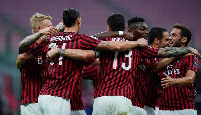 Милан Интер кто победит