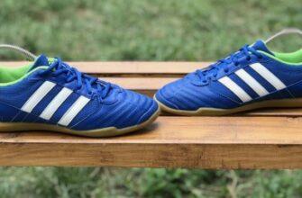 Футзалки Adidas — ТОП-5 легендарных моделей
