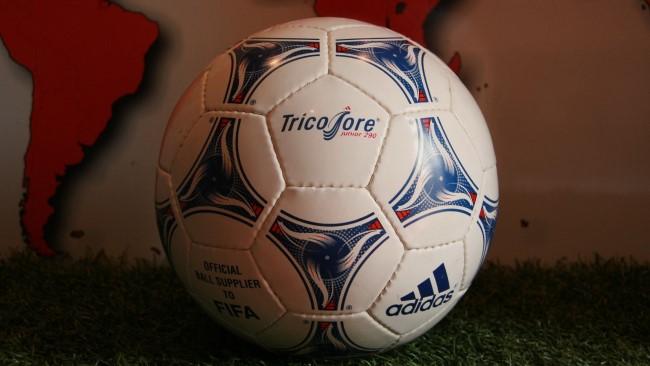 Футбольный мяч Adidas Tricolore