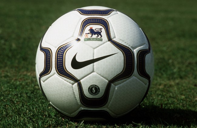 Футбольный мяч Nike Geo Merlin Vapor I