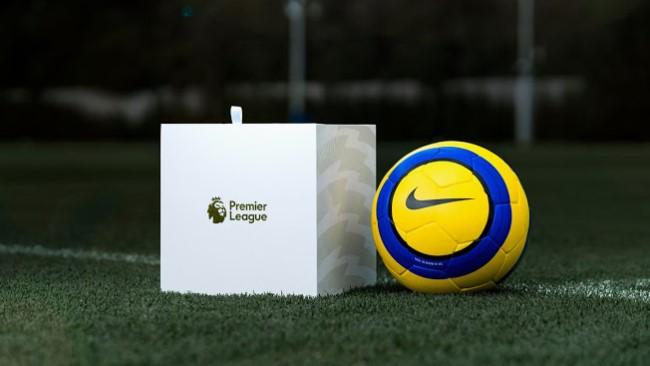 Футбольный мяч Nike Total 90 Aerow