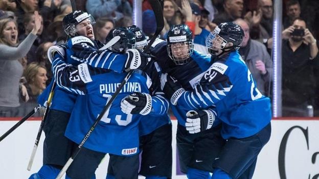 Сборная Финляндии по хоккею