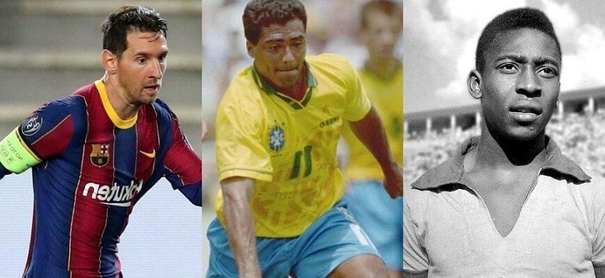ТОП-10 Лучших бомбардиров в истории футбола — Кто Забил Больше