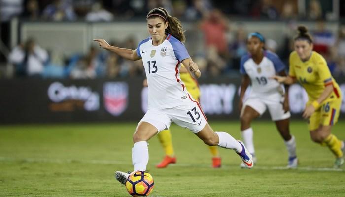Самый быстрый гол в женском футболе