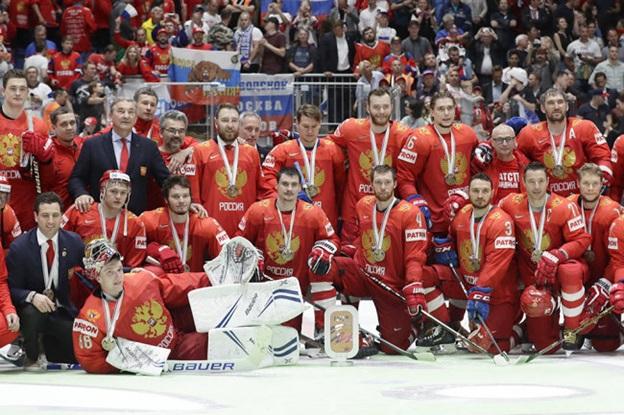 Шансы сборной России на чемпионате мира по хоккею