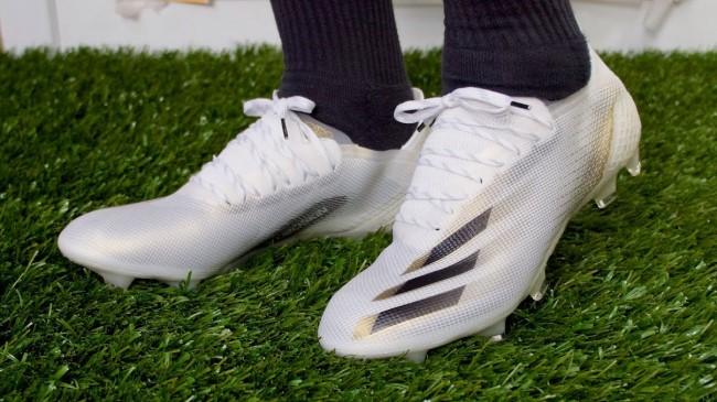Бутсы Adidas X Ghosted. 1