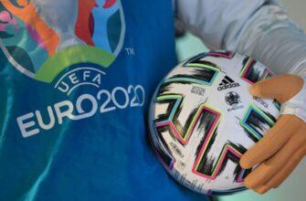 Лучшие футбольные формы на Евро-2020