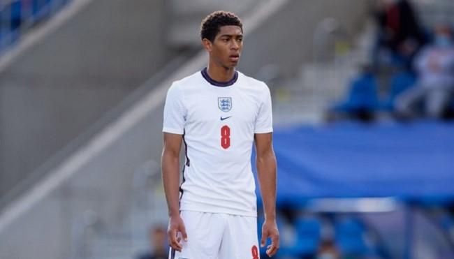 Джуд Беллингем – самый молодой игрок в истории Евро (17 лет)