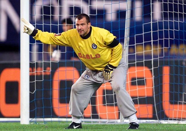 Габор Кирали – самый возрастной игрок чемпионатов Европы по футболу