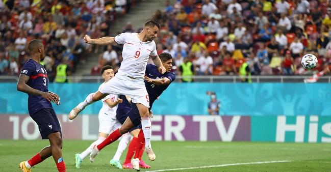 Второй гол Сеферовича в ворота французов