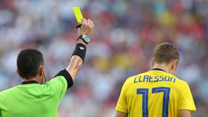 Как ставить на желтые карточки в футболе