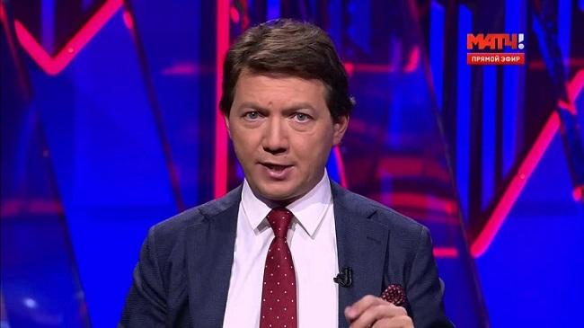 Зарплата Черданцева на «Матч ТВ»