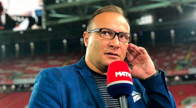 Зарплата Генича на «Матч ТВ»
