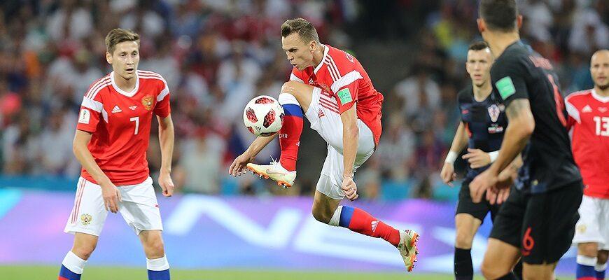 Россия – Хорватия: прогноз на матч 1 сентября 2021