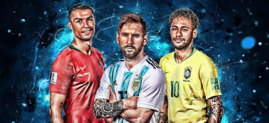 Самые богатые футболисты в мире [Рейтинг 2021]